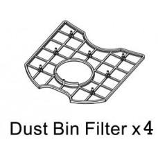 Комплект филтри за контейнер AGAMA Filter, RC 330A/530A (4 бр.)