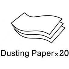 Комплект хартиени подложки AGAMA Mop paper, RC 330A/530A (20 бр.)
